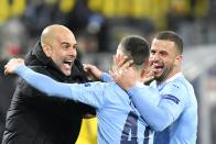 Borussia Dortmund 1-2 Manchester City (2-4 Agg): Phil Foden Finally Ends Pep Guardiola's Last-four Wait