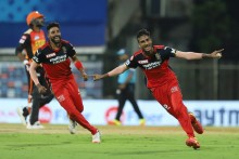 IPL 2021: SRH Slump To Shahbaz Ahmed After Glenn Maxwell Leads The Way For RCB