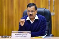 Covid Surge: Arvind Kejriwal Announces Weekend Lockdown In Delhi