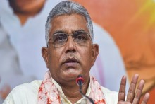 Dilip Ghosh Barred From Campaigning For 24 Hours Over 'Naughty Boys' Remark On Sitalkuchi Clashes