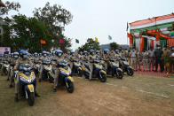 'Veeranganas On Wheels' In Himachal To Help Women In Distress
