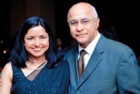 Power Couple's Cancer Charity