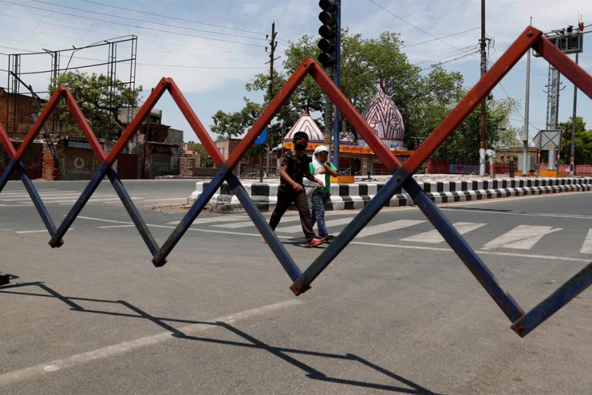 J&K Govt Defers 'Darbar' To Srinagar, Cites Rising Covid Cases
