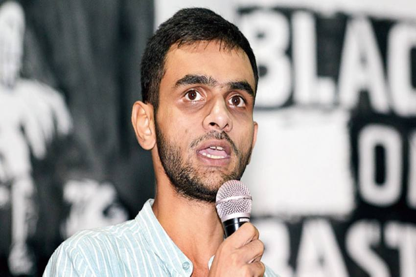 Umar Khalid Granted Bail In Connection With Northeast Delhi Riots Case