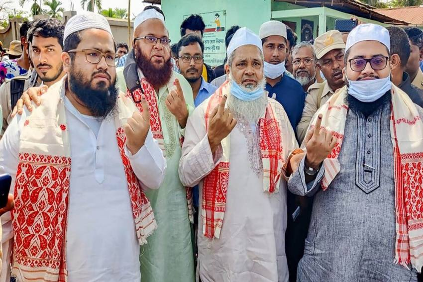 Assam Polls: After A Week's Stay In Rajasthan, AIUDF Candidates Back Home Amid Covid Fear