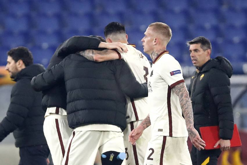 AS Roma Relishing Manchester United Meeting: We Have To Beat Those Who Are Great