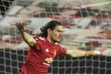 Manchester United 2-0 Granada (4-0 Agg): Edinson Cavani Landmark Strike As Europa League Semi-final Awaits
