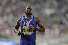 100-metre Champ Christian Coleman To Miss Tokyo Olympics Despite Reduced Ban