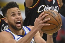 NBA: Red-hot Stephen Curry In 54-year First For Golden State Warriors; Jaylen Brown Drops 40 On LA Lakers