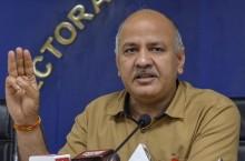 Delhi Govt Names Manish Sisodia As Nodal Minister For Covid-19 Management