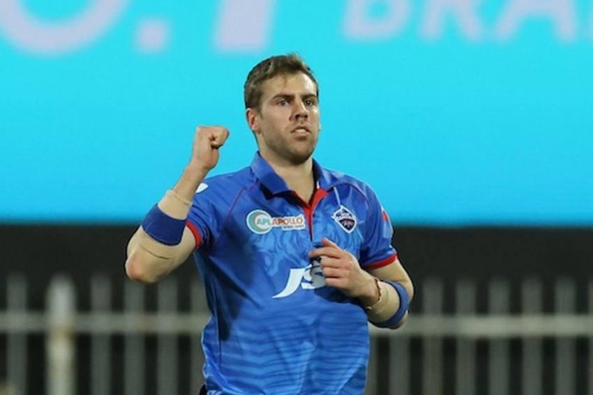 IPL 2021: Delhi Capitals' Anrich Nortje Out Of Quarantine After False COVID-19 Scare