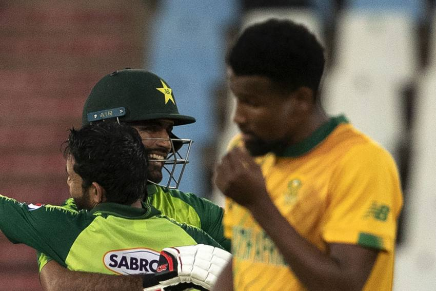 SA Vs PAK, 4th T20: Mohammad Nawaz's Six Seals Pakistan's Series Win Against South Africa - Highlights