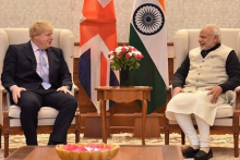 'India-UK Set To Agree On 'Roadmap 2030' For Future Relations During Johnson's Visit