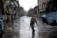 Sense Of Normality In Kashmir Is A Myth, Says Yashwant Sinha-Led Group's Report
