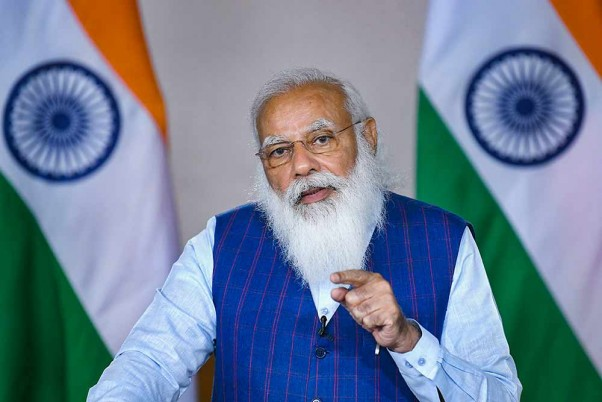PM Modi Calls For Ramping Up Production Of Medical-Grade Oxygen