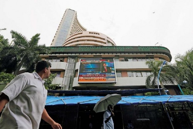 Sensex Jumps Over 150 Points In Early Trade; Nifty Tops 14,650
