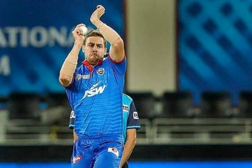 IPL 2021: Delhi Capitals' Anrich Nortje Hopes To Get Into The Act After Prolonged Quarantine