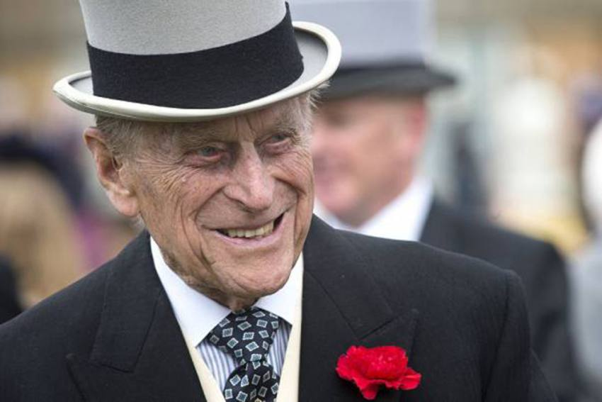 Prince Philip Laid To Rest In Windsor Castle's St George's Chapel