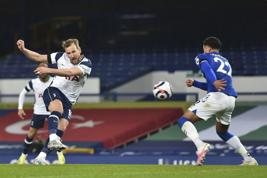 Harry Kane In Elite Company After Hitting 20th Premier League Goal Of Season