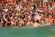 Kumbh Mela: Joona Akhara Sect Announces End Of Participation; Plea Filed In SC To 'Clear' Gathering
