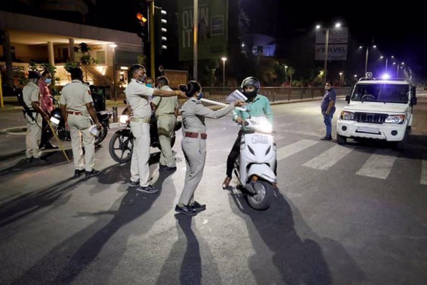 Over 6 Lakh Collected As Fine From 5,500 People In Noida For Not Wearing Masks