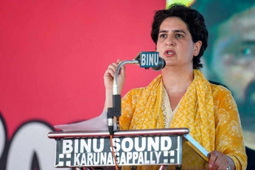 Priyanka Gandhi Slams PM Modi For Mismanaging Covid-19 Crisis