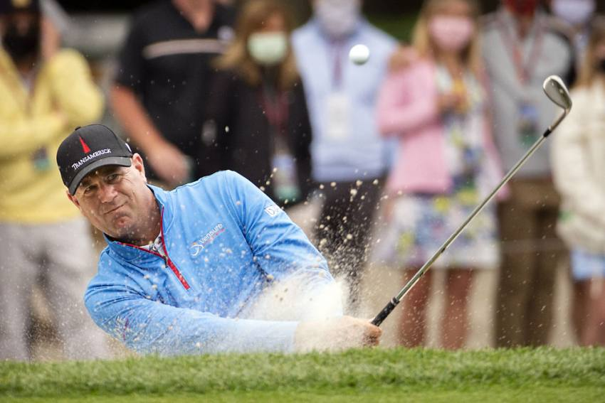 Stewart Cink Breaks 36-hole Record To Earn Five-shot Lead At RBC Heritage