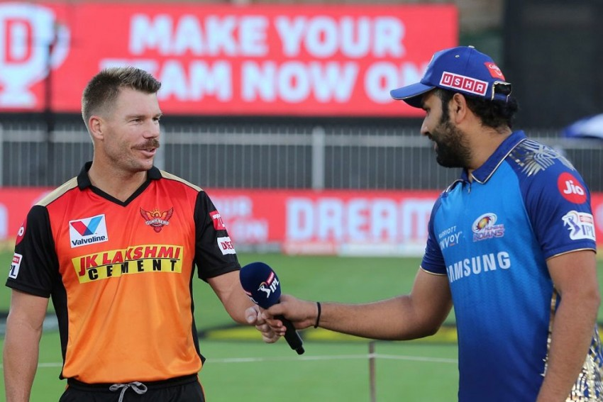 Mumbai Indians Vs Sunrisers Hyderabad, Live Streaming: When And Where To Watch IPL 2021 Cricket Match