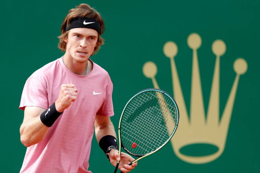 Monte Carlo Masters: 'Amazing Feeling' For Andrey Rublev As He Sets Up Stefanos Tsitsipas Final