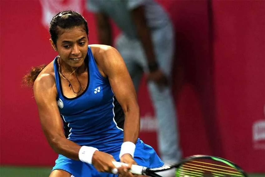Billie Jean King Cup: Ankita Raina's Defeat Sends India Back To Regional Competition