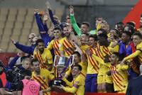 Ronald Koeman Sets Sights On La Liga After Securing Maiden Barcelona Title