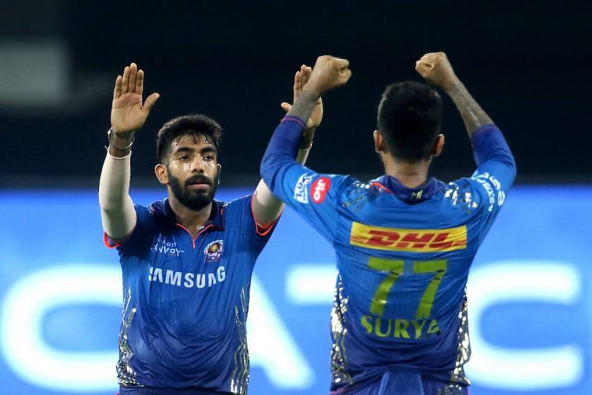 IPL 2021: Jasprit Bumrah Makes My Job Easier, Says Mumbai Indians' Trent Boult