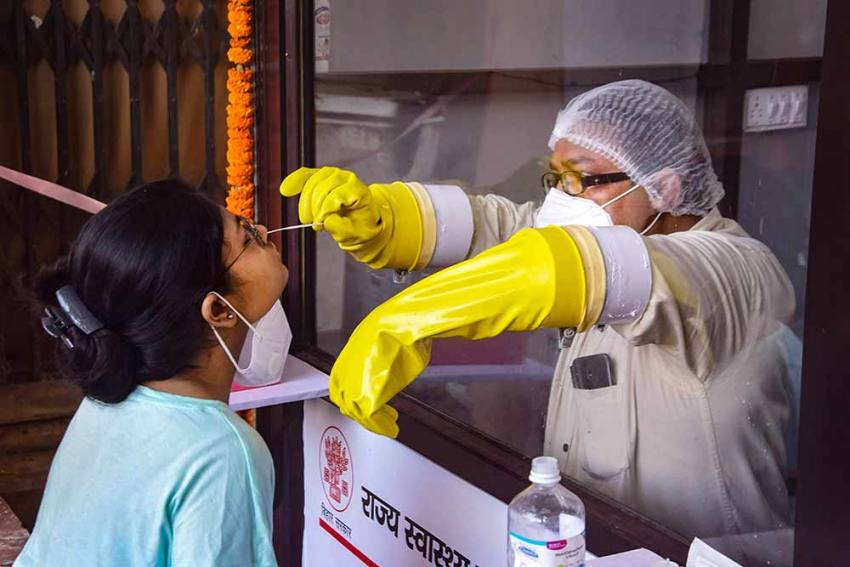India Logs 2, 61, 500 Covid Cases In A Single Day