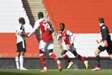 Arsenal 1-1 Fulham: Eddie Nketiah Grabs Dramatic Equaliser To Nudge Cottagers Closer To The Drop