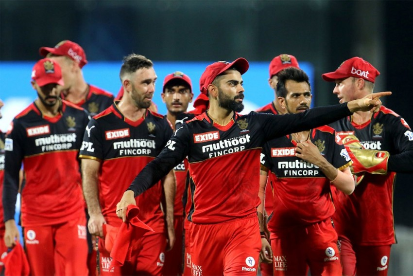 IPL 2021: AB De Villiers, Glenn Maxwell Set Up Big Win For Royal Challengers Bangalore - Highlights