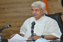 Jammu and Kashmir LG Manoj Sinha To Host Monthly Radio Show 'Awaam Ki Awaaz'