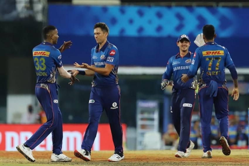 IPL 2021: MI's Skipper Rohit Sharma Credits Bowlers For Win Against SRH