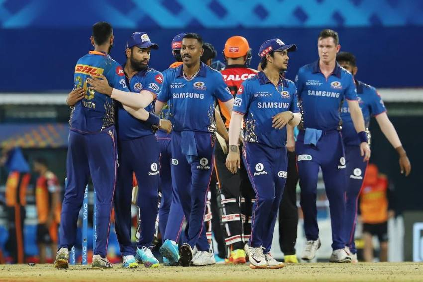 Rahul Chahar And Trent Boult Inspire Mumbai Indians To Victory Over Sunrisers Hyderabad In IPL 2021