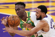 LA Lakers Topple Ladder Leaders Utah Jazz, Jayson Tatum Stars In Stephen Curry Shootout