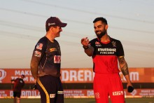 IPL 2021, Royal Challengers Bangalore Vs Kolkata Knight Riders, Live Cricket Scores: KKR Need To Shift Gears