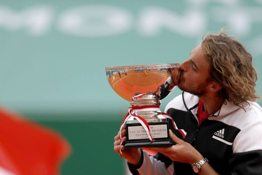 Stefanos Tsitsipas Wins Monte Carlo Title By Beating Andrey Rublev, First Masters 1000 Triumph For Greek ATP Star