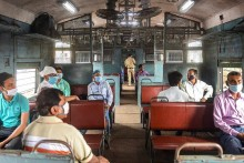 Maharashtra: Covid Test Mandatory For Train Passengers Coming From Six States
