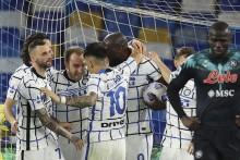 Napoli 1-1 Inter: Christian Eriksen On Target For Serie A Leaders After Samir Handanovic Own Goal