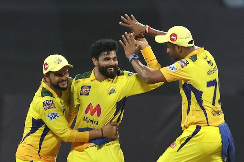 IPL 2021: Ravindra Jadeja, Moeen Ali Spin CSK To Big Win Over RR In MS Dhoni's Landmark Match - Highlights