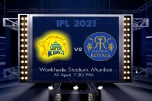 Chennai Super Kings Vs Rajasthan Royals, IPL 2021, Live Cricket Scores: CSK, RR In Search Of Consistency