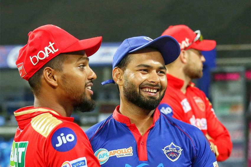 IPL 2021: Have Already Started Enjoying Captaincy - Rishabh Pant