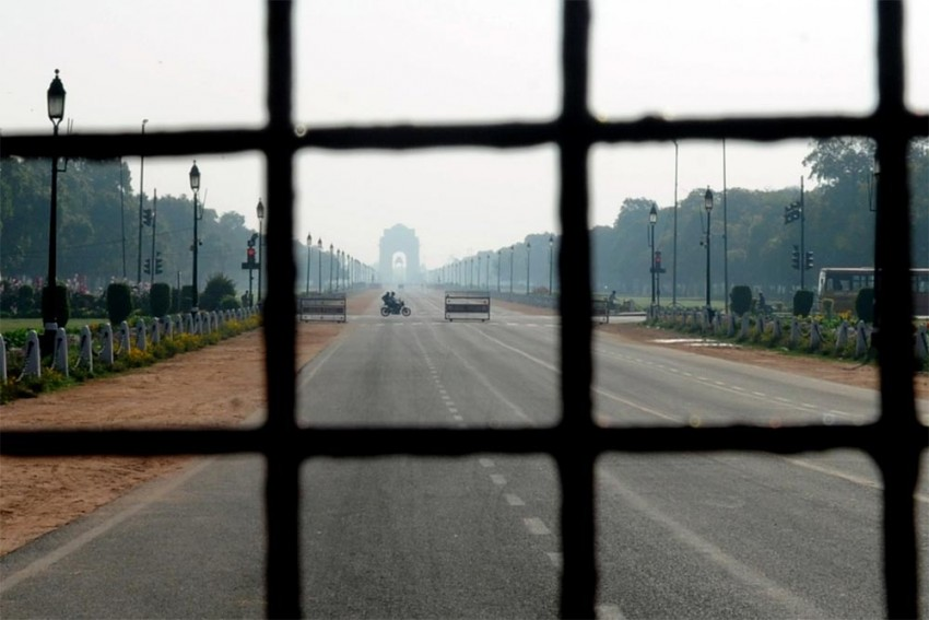 Here's What's Allowed During Lockdown In Delhi