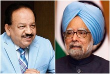Harsh Vardhan Slams Manmohan Singh Over His Letter To PM Modi, Says Congress Raising Doubts About Vaccines