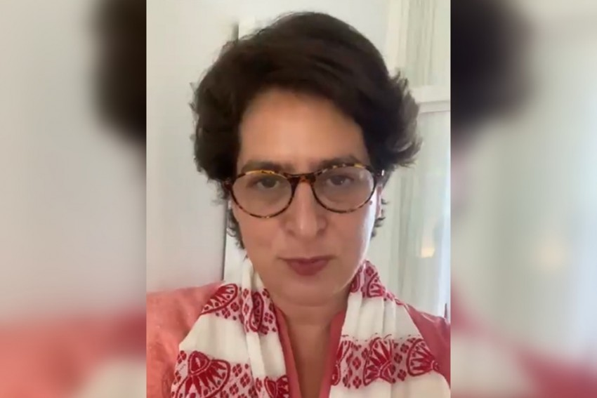 Priyanka Gandhi Self-Isolates After Husband Robert Vadra Tests Positive
