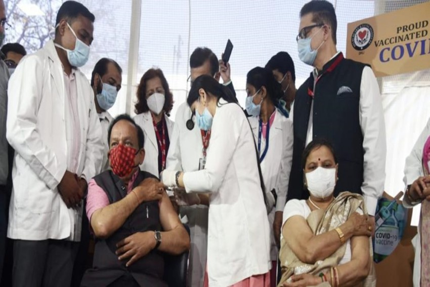 Taking Public Health Measures Can Dampen Cycle Of Covid Transmission In India: Harsh Vardhan